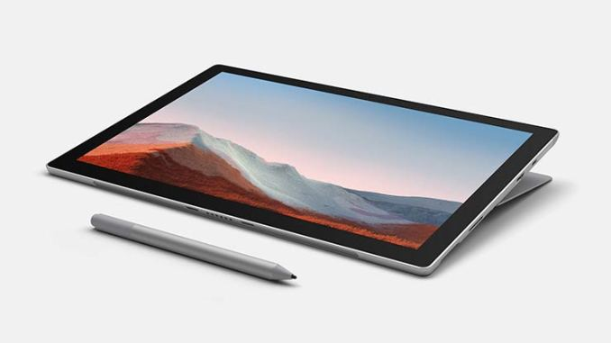 Surface Pro 7+ for Business