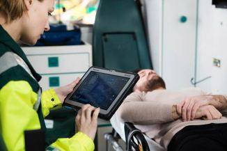 Panasonic Toughbook pronto soccorso