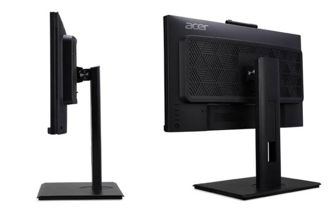 Monitor professionale Acer B248Y