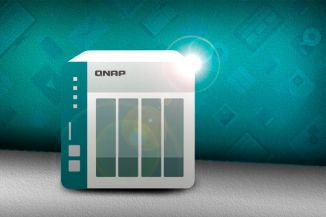 QNAP backup