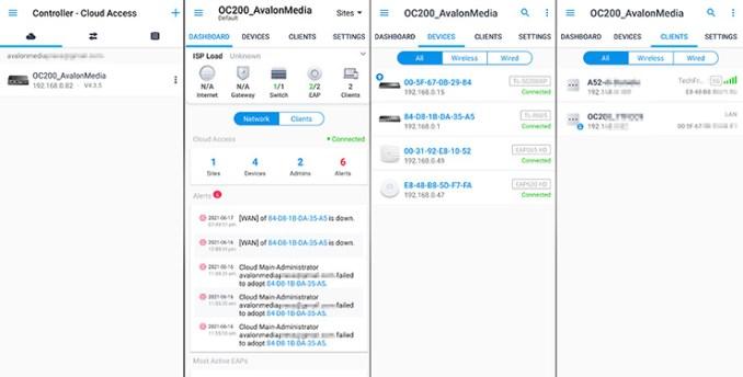Omada App