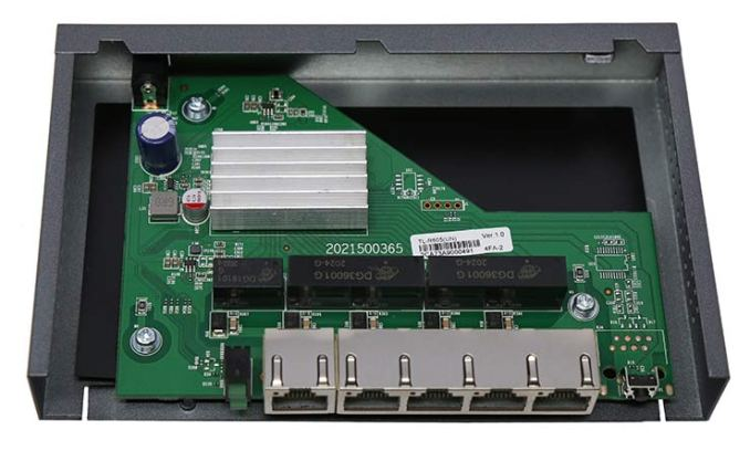 Router chipset
