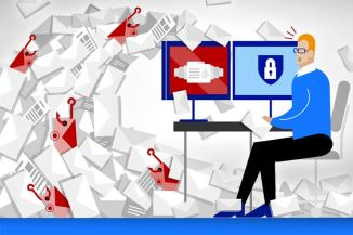 Email phishing in aumento