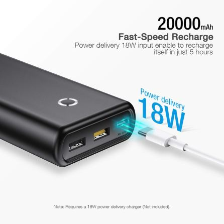 Poweradd power bank