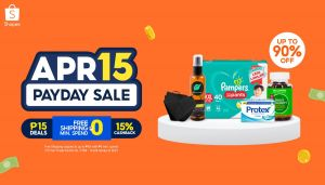 Here are 15 Great Deals on Health and Wellness Essentials at the Shopee  4.15 Payday Sale
