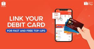 ShopeePay now accepts debit cards from more than 30 financial institutions, making it more convenient for users to top-up