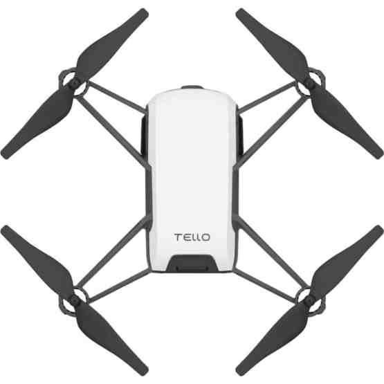 DJI Ryze Tello small size top view