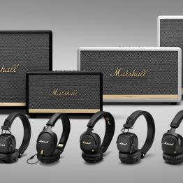 MARSHALL Bluetooth Ηχεία & Ακουστικά
