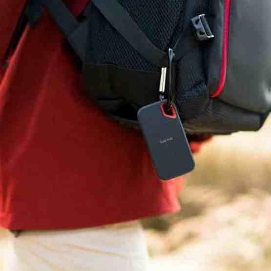 SanDisk Extreme® Portable SSD