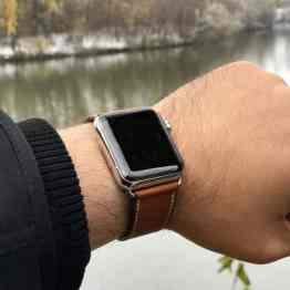 TECH-PROTECT Λουράκι Herms Apple Watch (42/44mm)