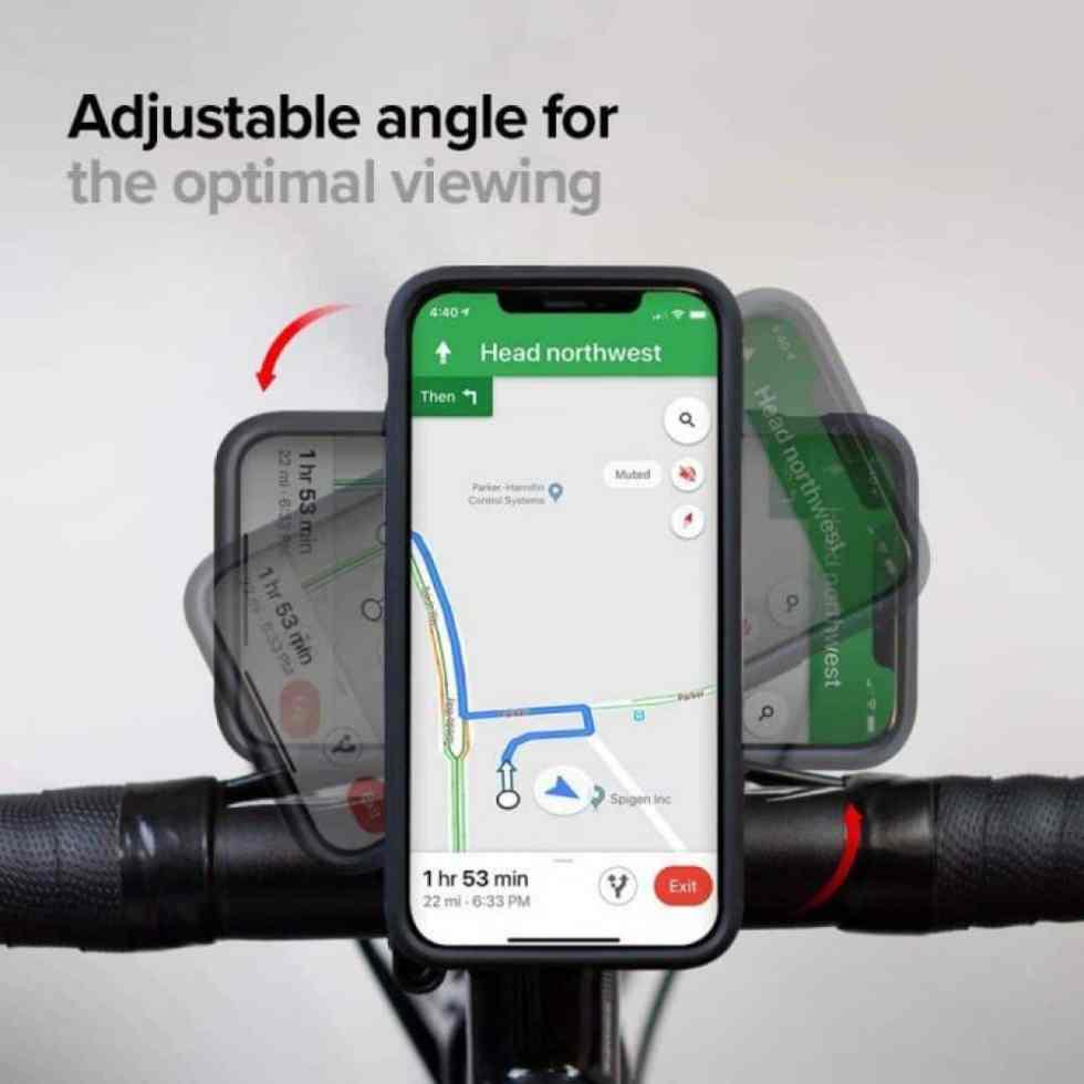 SPIGEN Gearlock Bike Mount MF100