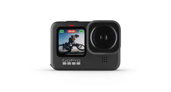 GoPro Max Lens Mod HERO9 Black