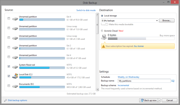 Acronis True Image 2014 Review – Techgage