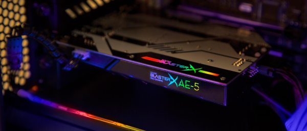 Creative Announces Sound BlasterX AE-5 – Gaming Soundcard ...