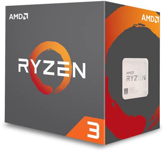 Amd Releases Ryzen 5 2500x Ryzen 3 2300x Cpus For Oem Si Partners Techgage