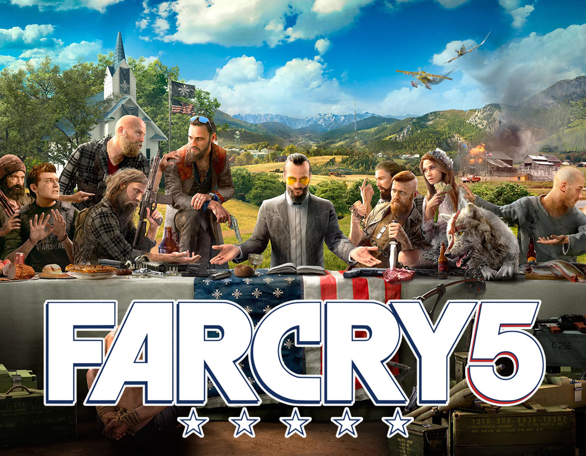 Far Cry 5  Solo   Co op Campaign Hands on     Techgage