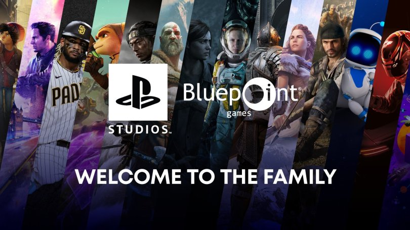Bluepoint Games Acquisition Image