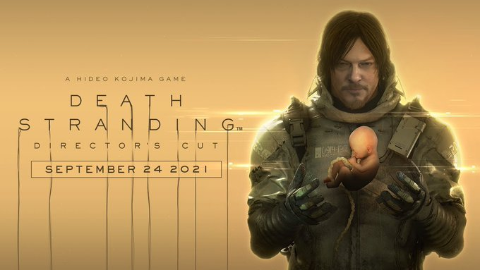 Image from Death Stranding Directors Cut Release Date