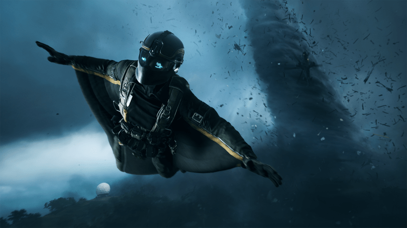 Image of Wingsuit from Battlefield 2042