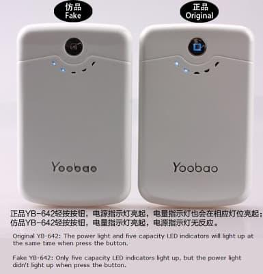 yoobao fake 14