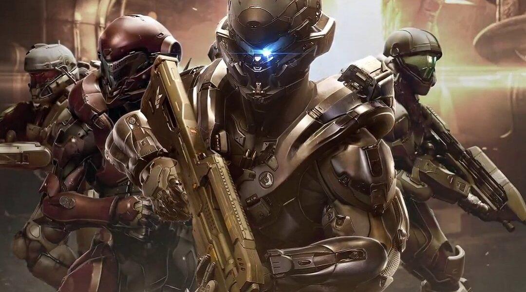 Halo 5 Guardians Opening Cinematic TechGeek