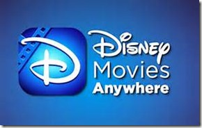 Disney Movie Anywhere Logo