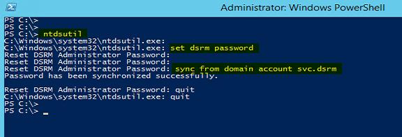 dsrm-password