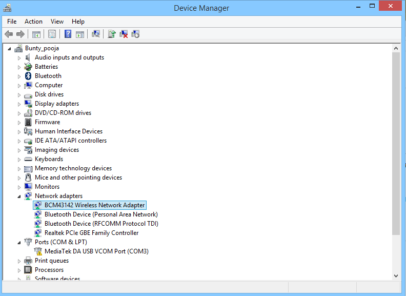 How to disable LSO step 2 - Device manager