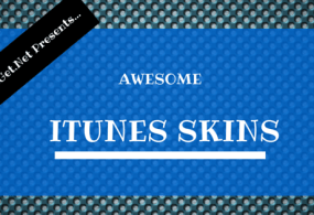 Awesome iTunes Skins for Windows