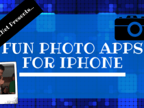 Fun Photo Apps for iPhone 2016