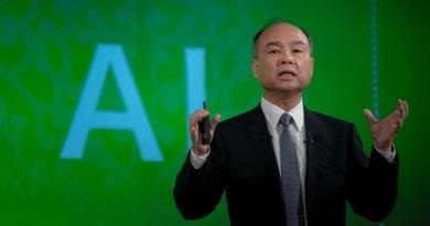 SoftBank Launches New $108 Billion Vision Fund To Invest in AI