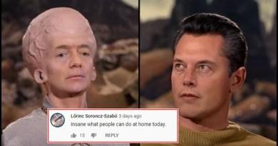 Jeff Bezos and Elon Musk face off in disturbing Star Trek deepfake video