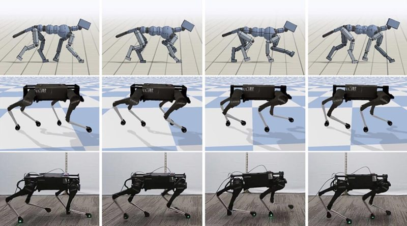 Google's AI teaches robots how to move by watching dogs