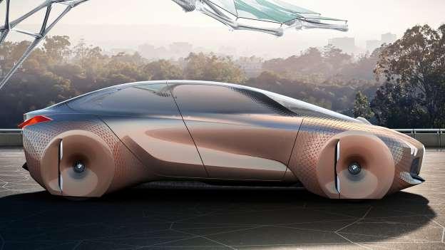 bmw vision next 100 concept 2