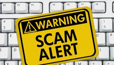 common internet scam