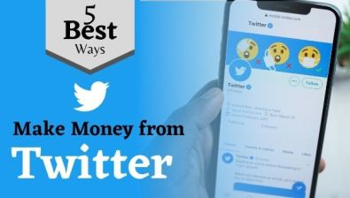 5 Best Ways - How to Make Money from Twitter
