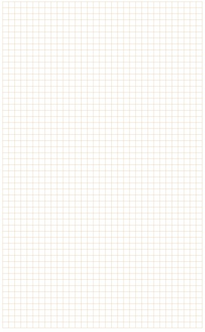 Graph Paper Light Red Lines