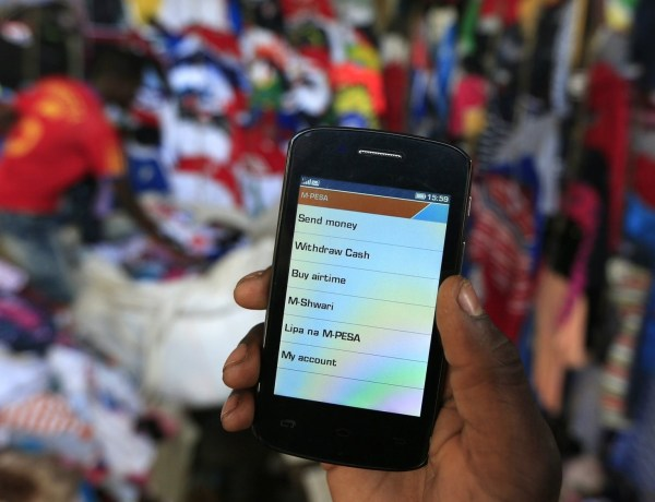 In South Africa and Nigeria, banks want to be phone companies–in Kenya, the phone company is already the bank