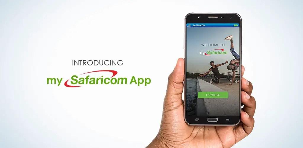 Image result for safaricom app