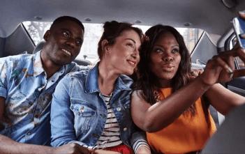 Uber Snapchat integration