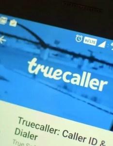 truecaller ads