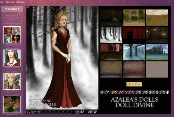 Anime Avatar Creator - DollDivine Avatar Creator (GoT Category)