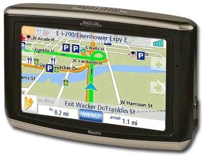 GPS Advantages