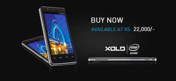 Intel XOLO X900-Price