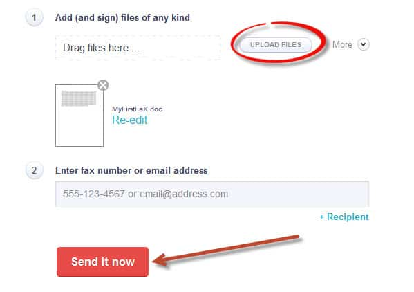 How to Send Fax Online With HelloFax? 2
