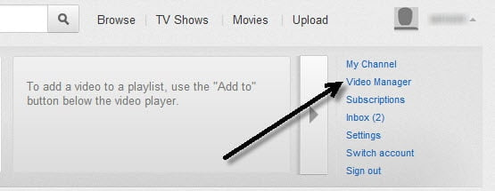 how to add music to youtube video