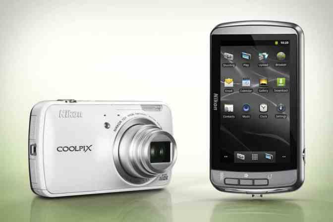 Coolpix S800c