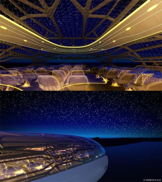 Spectacular 4D Airbus Future Vision Berlin Light Show 1