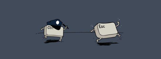 control escape facebook cover design