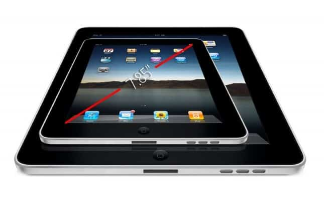 Rumors about the fourth gen iPad surface along with latest iPad Mini rumors 2